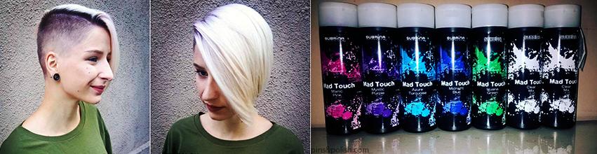 Mad Touch preljevi za kosu
