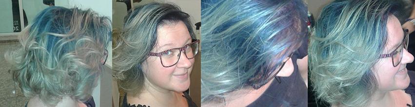 Ombre bez izbjeljivanja kose